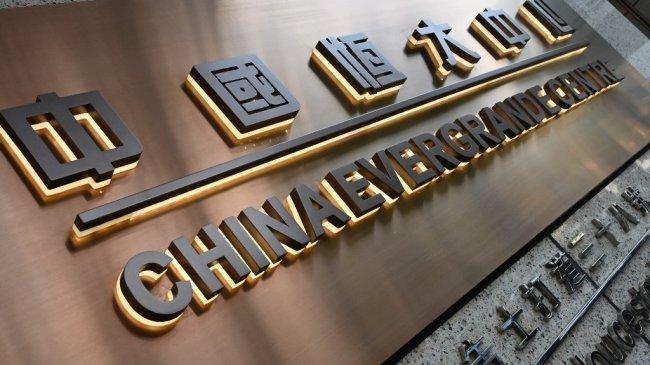 Hong Kong Stop Perdagangan Saham China Evergrande
