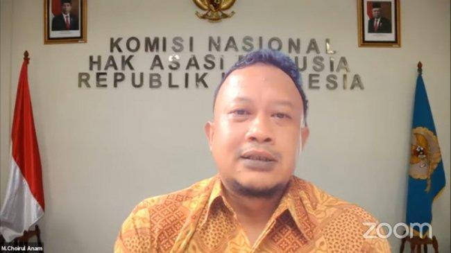 Komnas HAM Minta Presiden Cabut Kepmenaker No. 260/2015 Tentang Pelarangan TKI di Timteng