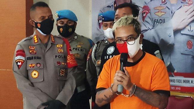 Kantongi Izin dari BNN, Coki Pardede akan Jalani Rehabilitasi di RSKO
