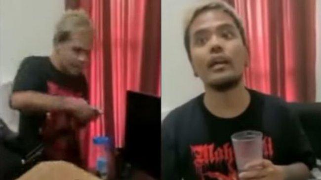 DETIK-DETIK Coki Pardede Ditangkap karena Narkoba, Minta Petugas untuk Sabar