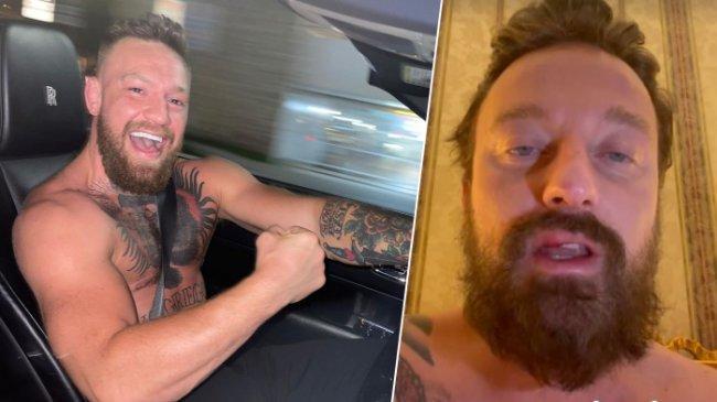Conor McGregor Terlibat Perkelahian di Depan Umum Lagi, Kali Ini Sampai Patahkan Hidung Seorang DJ