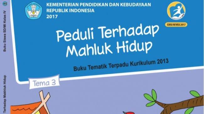 Kunci Jawaban Tema 3 Kelas 4 SD Halaman 126 127 128 130 Buku Tematik: Permainan Kasti