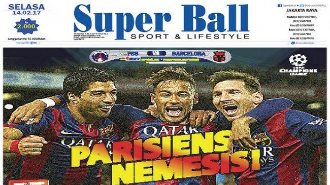 Barcelona Masih Tetap Andalkan MSN Hadapi PSG