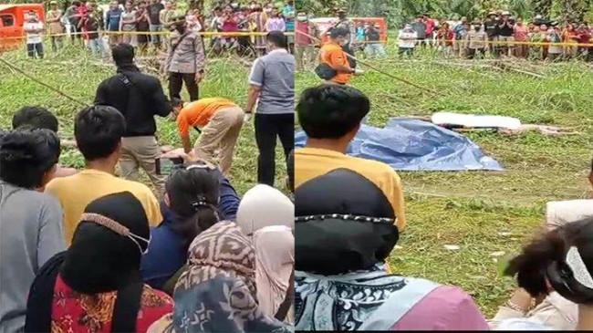 Pasutri dan Seorang Cucunya Tewas di Kebun Sawit, Polisi Temukan Barang Bukti di Rumah Warga