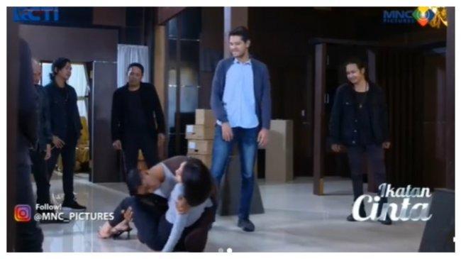 Live Streaming Ikatan Cinta RCTI Jumat, 1 Januari 2021: Al Khawatir Kondisi Andin, Angga Ganggu Al