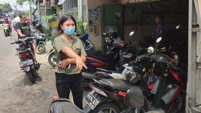 Pakir 200 Meter dari Polsek Tanjung Priok, Motor Milik Pramugari Digondol Maling
