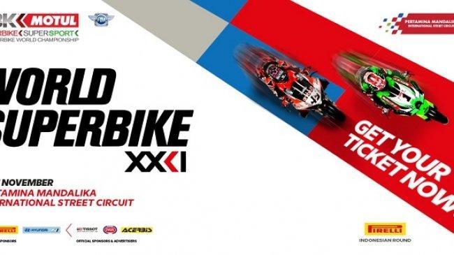 Tiket World Superbike Resmi Dijual Secara Online, Ini Daftar Harganya di Tiketapasaja.com