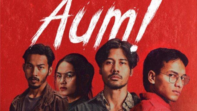 Film Aum! Kolaborasi Perdana Jefri Nichol & Chicco Jerikho, Tayang Mulai Hari Ini di Bioskop Online
