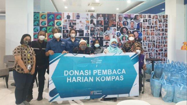 Kepedulian Pembaca Kompas untuk Siswa MBR di Surabaya Melalui Bantuan Beasiswa Pendidikan