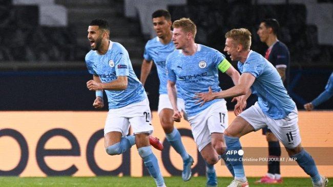 Hasil Uji Coba - Hancurkan Blackpool, Modal Sempurna Manchester City Jelang Laga Community Shield