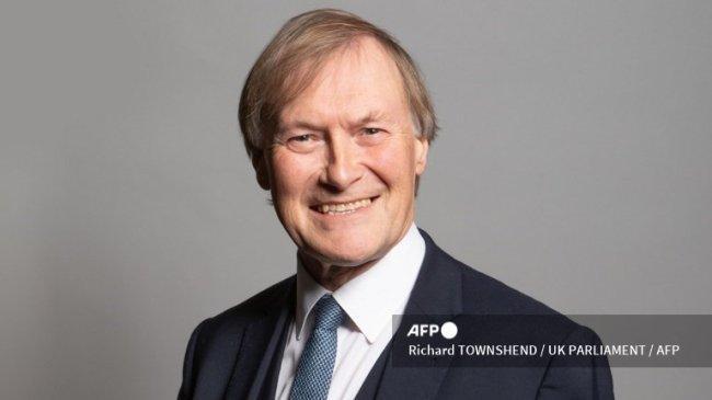 Anggota Parlemen Inggris, David Amess Tewas Ditikam di Gereja
