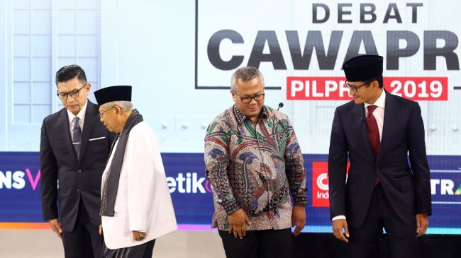 Soal Debat, Prabowo: Tanya Mereka Kalau Saya Pasti Sandi yang Bagus