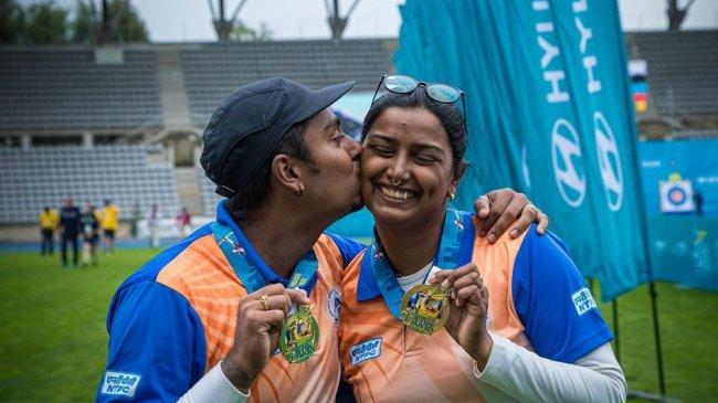 Kisah Deepika Kumari dan Atanu Das, Pasangan Atlet Panahan di Olimpiade Tokyo 2020
