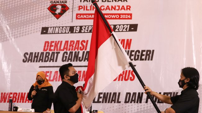 Pilpres Masih 2024, Relawan Ramai-ramai Deklarasi Dukungan: Usung Prabowo, Anies, hingga Ganjar