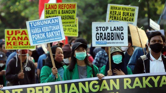 Demo Buruh dan Ormas Islam Hari Ini, Polri Minta Demonstran Waspadai Provokasi