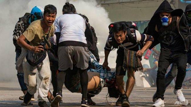RI Desak Junta Militer Myanmar Buka Akses bagi Utsus ASEAN