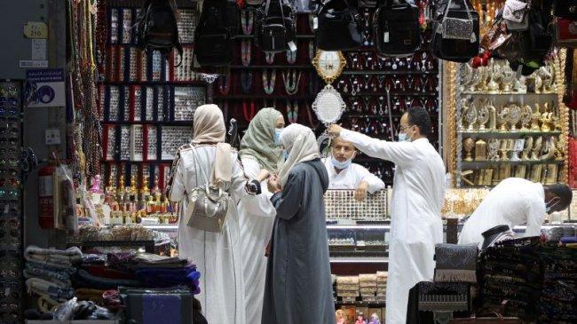 Arab Saudi Denda Rp 1,9 Miliar bagi Pendatang dari Negara Terinfeksi Tinggi Covid-19