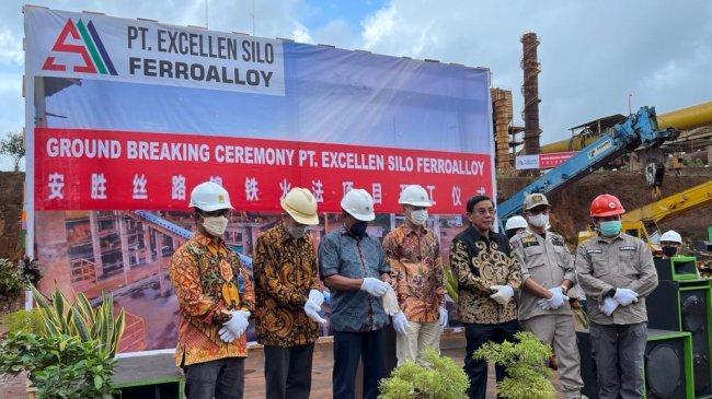 Gandeng Hongkong Excellen, SILO Bangun Smelter Bahan Baku Baterai Mobil Listrik di Kotabaru