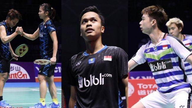 Skuat Indonesia di Denmark Open 2021: Ginting, Greysia/Apriyani, Minions, Berikut Daftar Lengkapnya