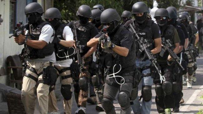 Densus 88 Cegah Adanya Peningkatan Potensi Ancaman dari Kelompok Teroris