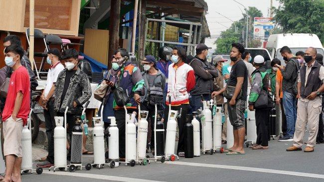 Update 15 Juli 2021: 189.Juta Orang di seluruh Dunia Terpapar Covid, Indonesia Nomor 2 di Asia