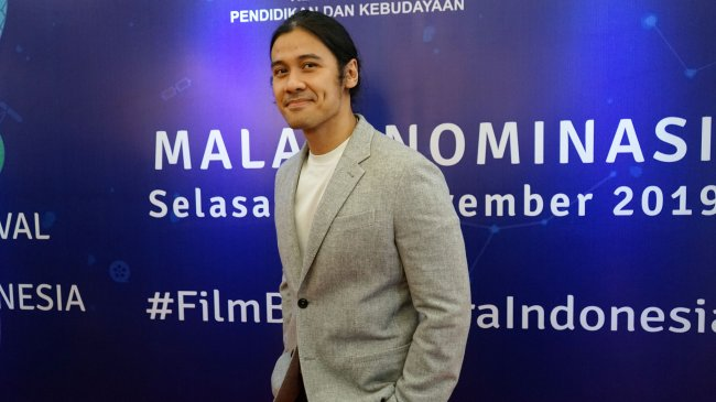 Chicco Jerikho Tak Kesulitan Perankan Sutradara di Film AUM, Senang Bisa Negur Aktor Lain