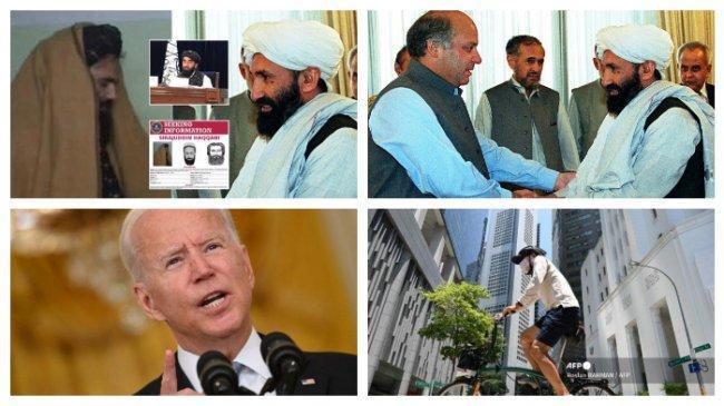POPULER Internasional: Profil 7 Pemimpin Afghanistan | Lonjakan Kasus Covid-19 di Singapura