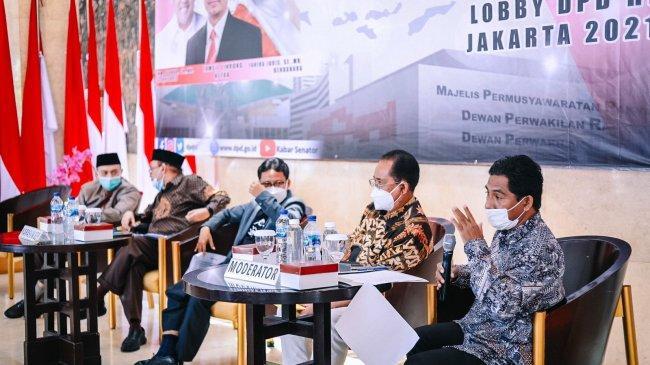 DPD RI: Amandemen Diperlukan dalam Evaluasi Konstitusional Indonesia