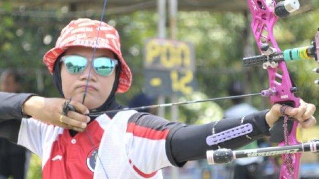 Update PON XX Papua 2021, Atlet Jebolan Olimpiade Tokyo 2020 Perkuat Jatim di Cabor Panahan