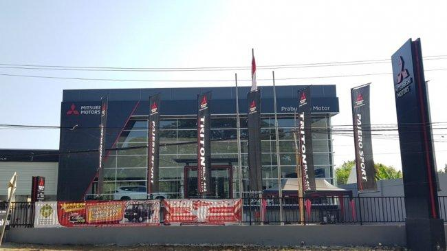 Mitsubishi Buka Dealer ke-157 di Kabupaten Subang