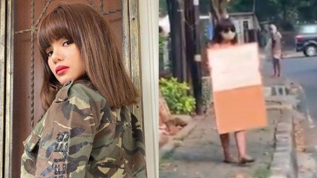 Ulahnya Pakai Bikini di Jalan Bikin Heboh, Dinar Candy Jalani Tes Urine, Polisi Ungkap Hasilnya