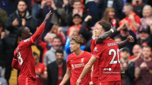 Hasil Klasemen Liga Inggris 2021, Liverpool dan Chelsea Berebut Puncak, MU Digeser Tottenham