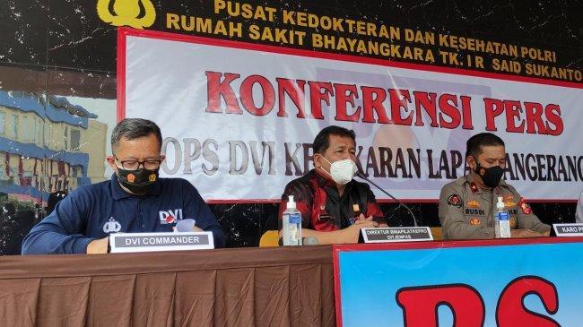 Santunan Rp 30 Juta kepada Keluarga Korban Kebakaran Lapas Tangerang, Ditjenpas: Itu Kemampuan Kami