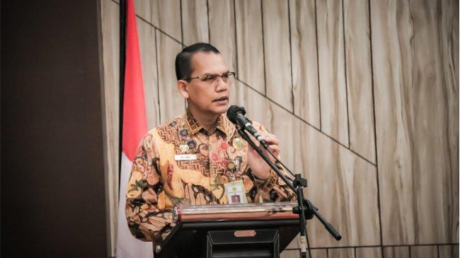 Kementan Bangun Irigasi Perpipaan untuk Petani Bandung Barat