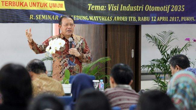 Dies Natalis ke-50, Alumni Teknik IndustriITBGelar Webinar Bantu Pemerataan Nasional Pelaku UMKM