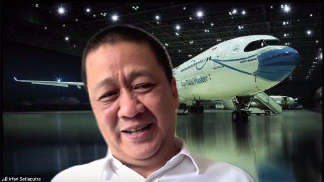Lolos dari Gugatan PKPU, Ini Tanggapan Garuda Indonesia