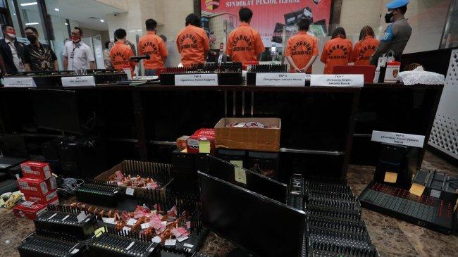 Pasca Digerebek Polisi, Kantor Pinjol di Kelapa Gading Dilarang Lakukan Penagihan ke Nasabah