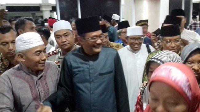 Djarot Bilang Pemprov DKI akan Rekrut 40 Petugas untuk Urus Masjid Raya