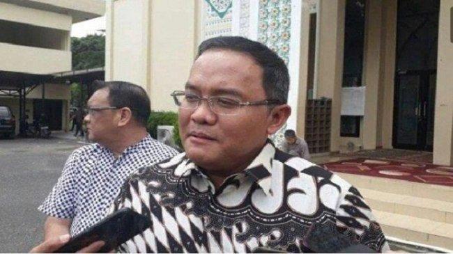 Terjaring OTT KPK, Dodi Reza Alex Noerdin Belum Minta Bantuan Hukum ke Golkar