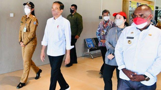 Jokowi: Wilayah Perbatasan Mewakili Wajah Bangsa