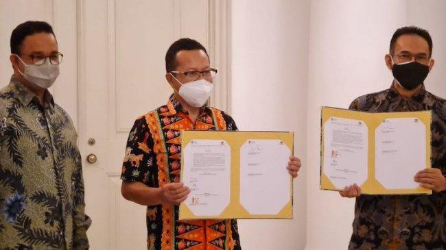 Inovasi Program Ketahanan Pangan, Baznas Bazis DKI Jalin Kerja Sama Dompet Dhuafa