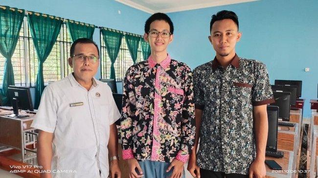 Terletak di Pulau Terpencil, SMAN 3 Lingga Kepulauan Riau Lolos Seleksi Kompetisi Sains Nasional