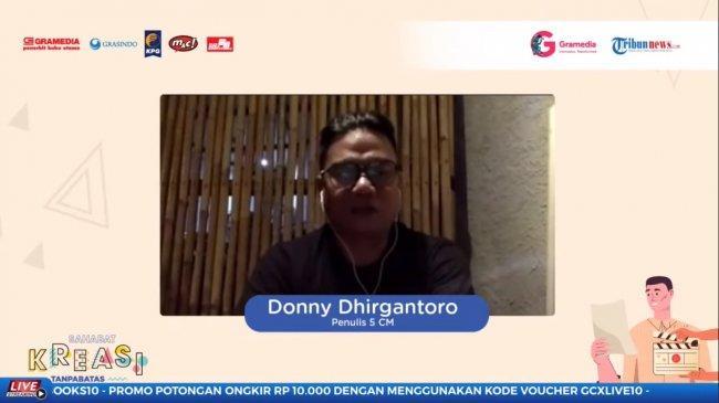 Adaptasi Rasa Buat Donny Dhirgantoro Sukses Alih Wahanakan Novel 5 CM Jadi Sebuah Film