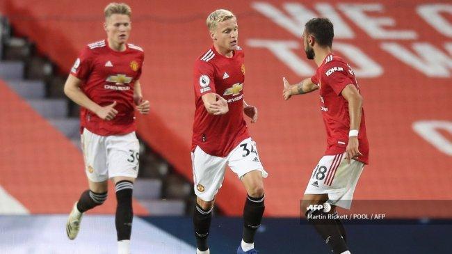 Kesempatan Donny van de Beek di Manchester United, Kehadiran Ronaldo, Peran Pogba & Bruno Fernandes