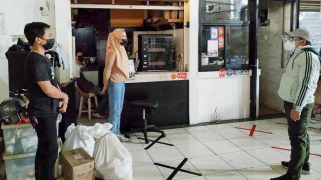 Hari Ketiga PPKM Darurat, Pimpinan DPR Sidak Pasar dan Mall di Jaksel