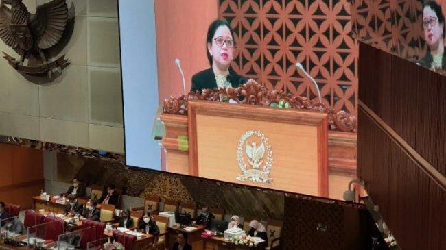 Puan: DPR Berkomitmen Tuntaskan Prolegnas dengan Legislasi Berkualitas
