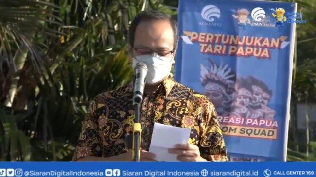 Papua Siap Migrasi dari TV Analog Menuju TV Digital
