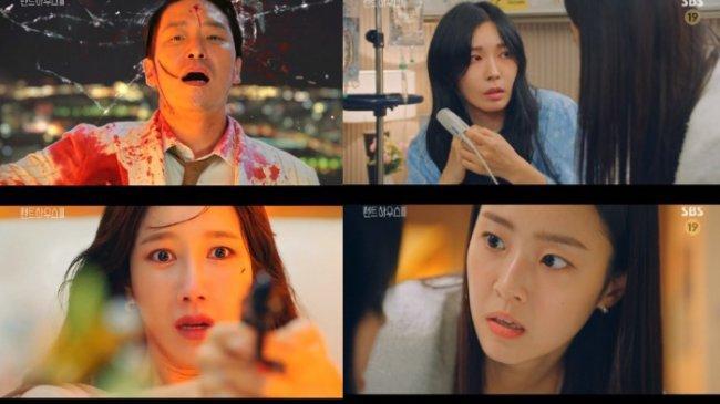 Sinopsis Penthouse 3 Episode 12: Pertarungan Terakhir Joo Dan Tae dan Su Ryeon, Malam Ini di TransTV