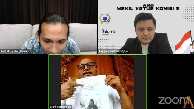 Soal Pencopotan Petinggi Jakpro, Ini Komentar Politisi PSI