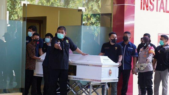 2 Jenazah Napi Korban Kebakaran Lapas Tangerang Diserahkan Kepada Keluarga